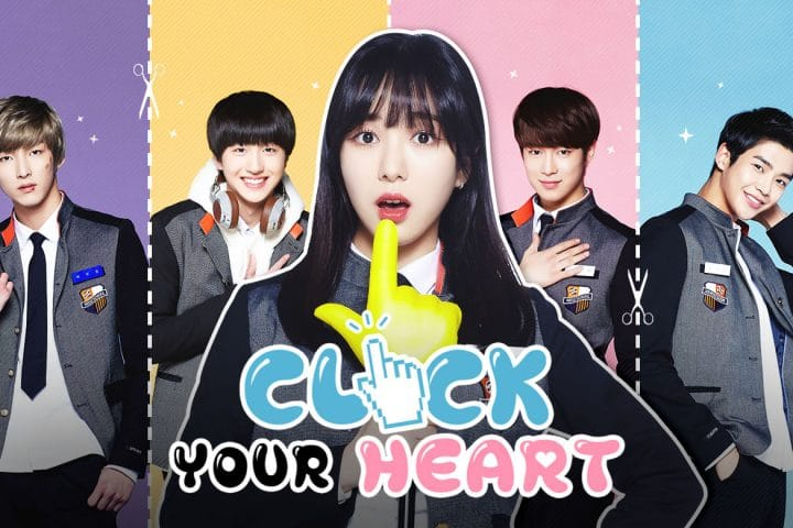 Click Your Heart Subtitle Indonesia