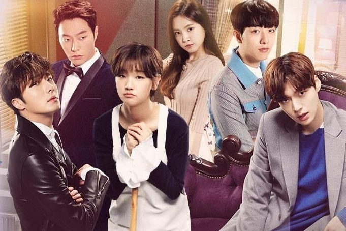 Drama Korea Cinderella and Four Knights Subtitle Indonesia