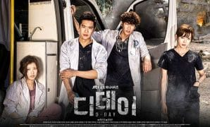 Drama Korea D-Day Subtitle Indonesia