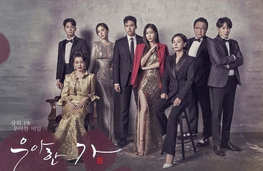 Drama Korea Graceful Family Subtitle Indonesia