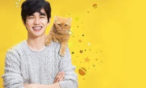 Imaginary Cat Subtitle Indonesia