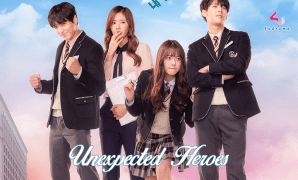 Web Drama Korea Unexpected Heroes Subtitle Indonesia